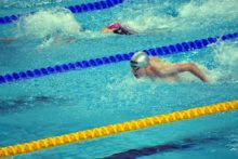 Mistrzostwa Polski w Pływaniu w Łodzi