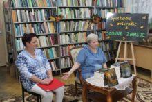 Spotkanie z Joanną Żamejć