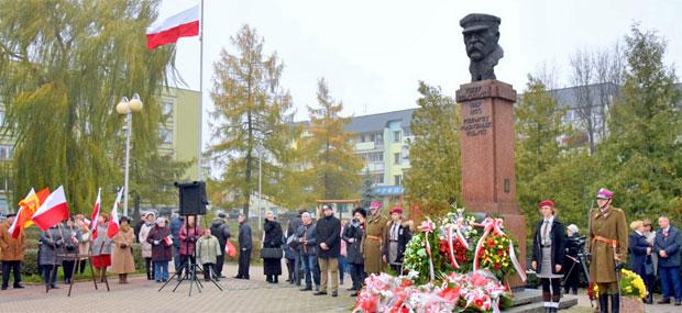 Uroczystości 11-11-2018 w Sokółce