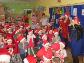 Małe Mikołaje :)