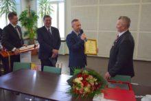 Waldemar Gieniusz obchodził 60-lecie działalności