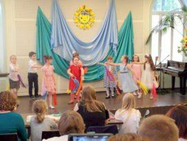 Występ dzieci