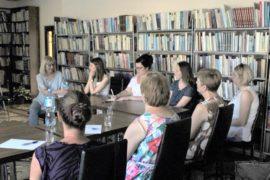 Warsztaty z pedagogiem lżbietą Panasewicz