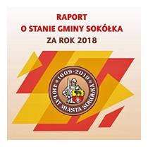 Raport o stanie Gminy Sokółka za rok 2018