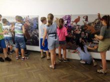 W galerii Arsenał