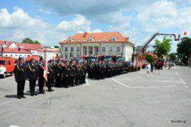 Święto Straży Pożarnej w Sokółce