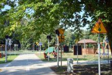 Miasteczko ruchu drogowego w Sokółce