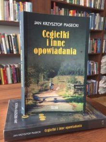"""Promocja książki """"Cegiełki i inne opowiadania"""""""