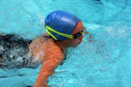 Pływaczka UKS Batory