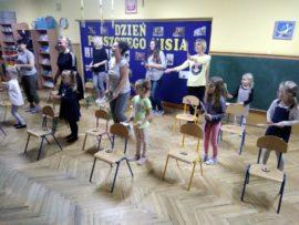 Warsztaty muzyczne w Przedszkolu nr 1
