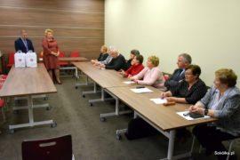 Inauguracyjna Rada Seniorów
