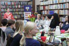 Warsztaty kosmetyczne w bibliotece