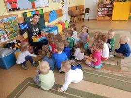 Zajęcia z najmłodszymi dziećmi