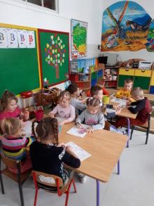 Zajęcia w klasach I-III