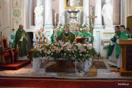 Nowy proboszcz w najstarszej sokólskiej parafii