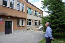 Termomodernizacja w Przedszkolu nr 1 w Sokółce