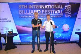 Finaliści: Karol Zielenkiewicz oraz Szymon Kural