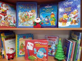 Magia Świąt w bibliotece