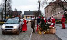 Mikołajkowe Drive-Thru w Sokółce