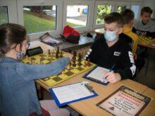 Turniej szachowy Mini-Elo Białystok 2021