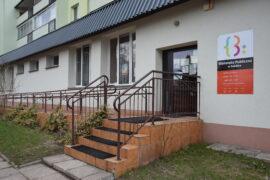Siedziba Biblioteki Publicznej w Sokółce