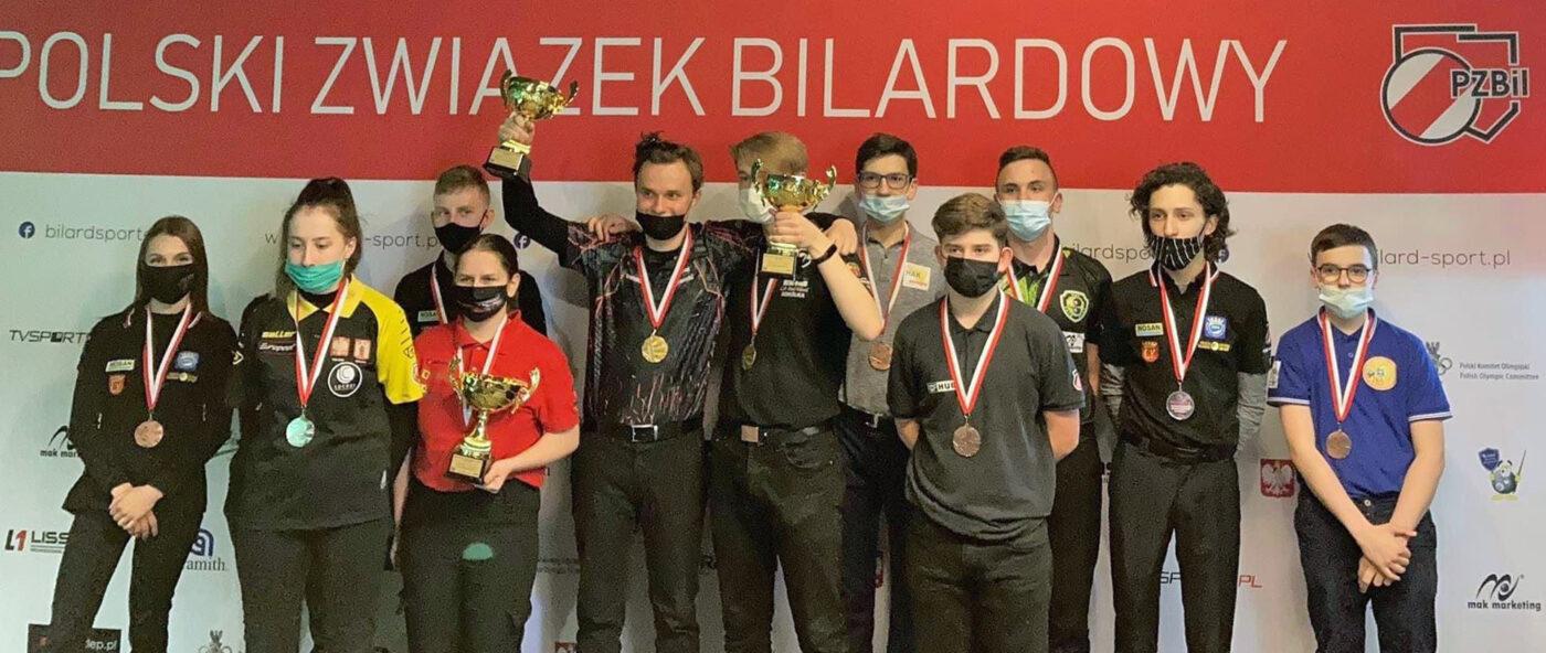 Medaliści Mistrzostw Polski Juniorów