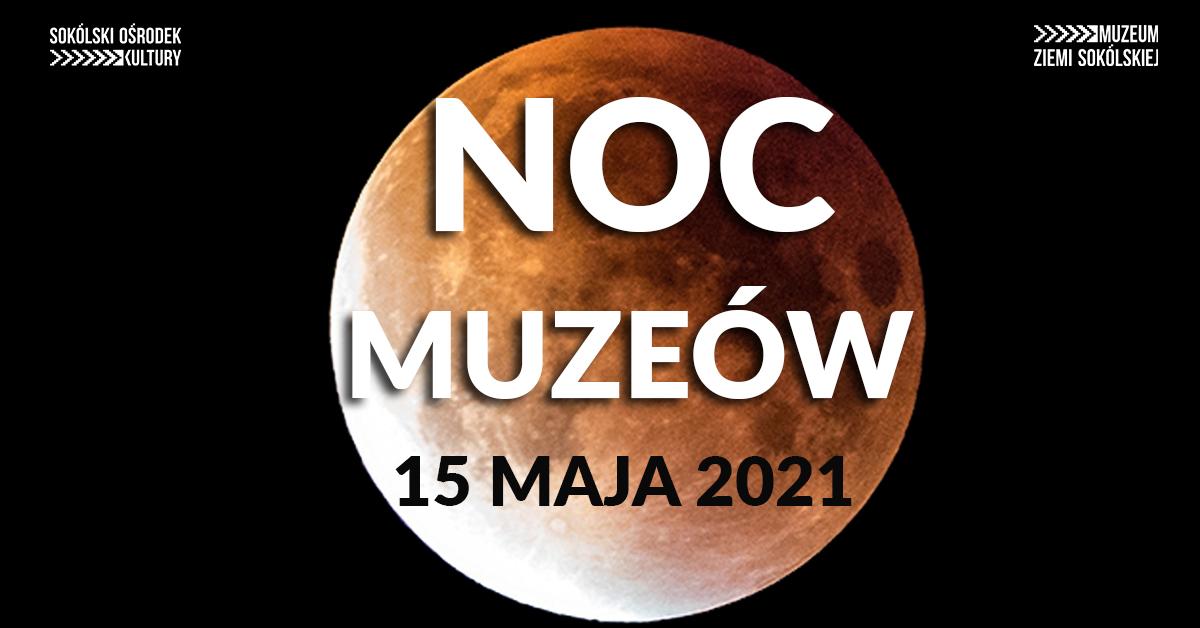 Baner Noc Muzeów 2021