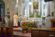 Do świątyni wprowadzono relikwie Św. Antoniego Padewskiego