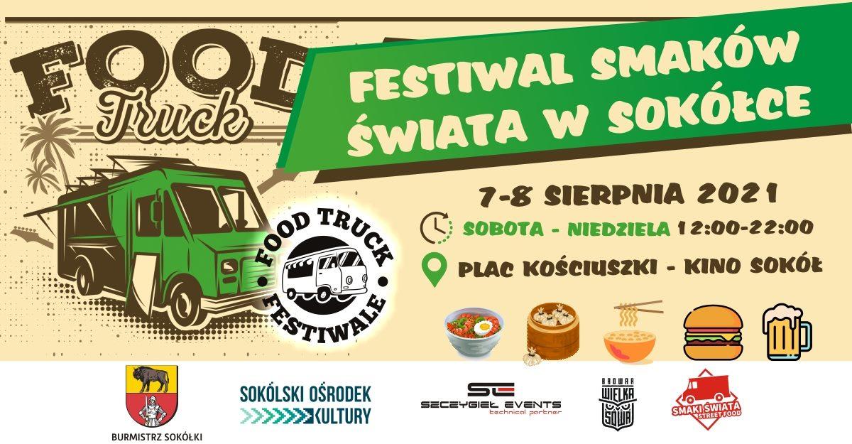 Food trucki przyjadą do Sokółki