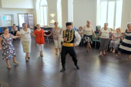 Pieśni i tańce w wielokulturowej Sokółce
