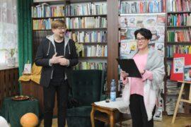 Biblioteka Publiczna w Sokółce gościła pisarza Alka Rogozińskiego